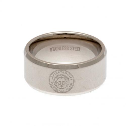 Leicester City F.C. Band Ring Small