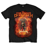 Five Finger Death Punch T-shirt 202603