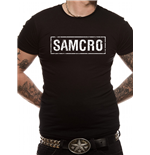 Sons of Anarchy T-shirt - Samcro Banner