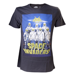 Space Invaders T-shirt 203136