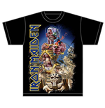Iron Maiden T-shirt 203839