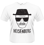 Breaking Bad T-shirt  - Heisenberg Sketch