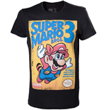 Nintendo - Super Mario Bros 3 T-shirt