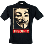 V for Vendetta T-shirt 205876