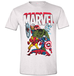 Marvel T-shirt - Superheroes