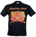 Black Sabbath T-shirt 206461