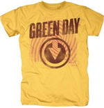 Green Day T-shirt 206796