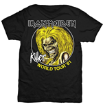 Iron Maiden T-shirt 206984