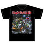 Iron Maiden T-shirt 207012