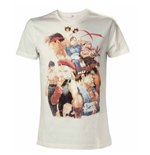 Street Fighter T-shirt 208688