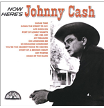 Vynil Johnny Cash - Now Here's