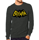 Batman Sweatshirt - 1966 Logo
