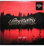 Vynil Aerosmith - Live At The Civic Centre  Hampton  Va November 1987