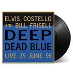 Vynil Elvis Costello & Bill Frisell - Deep Dead Blue (Live At Meltdown)