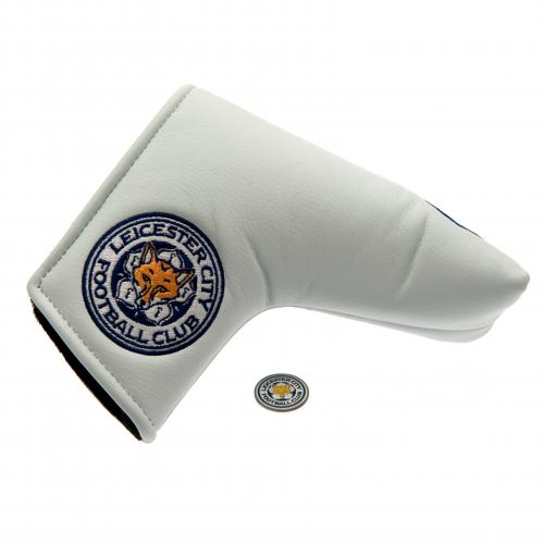 Leicester City F.C. Blade Puttercover & Marker