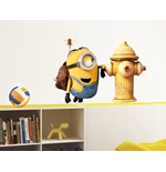 Despicable me - Minions Wall Stickers 210492