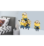Despicable me - Minions Wall Stickers 210494