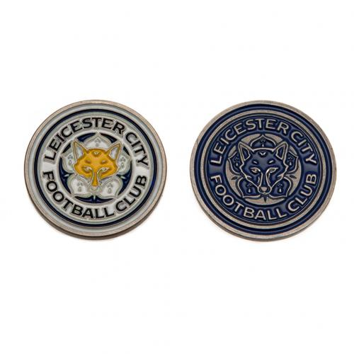 Leicester City F.C. Ball Marker