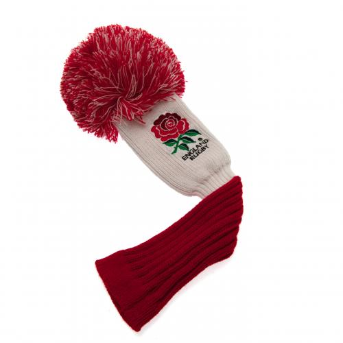 England R.F.U. Headcover Pompom (Fairway)