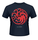 Game of Thrones T-shirt - Fire And Blood