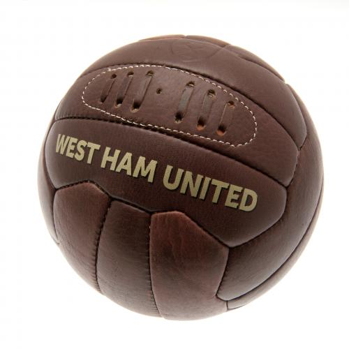 West Ham United F.C. Retro Heritage Football
