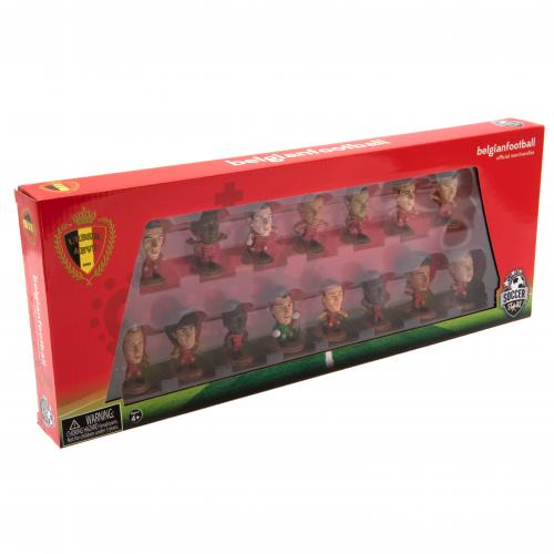 Belgium SoccerStarz 15 Player Team Pack B
