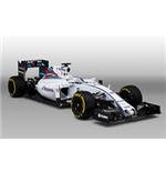 1:18 Minichamps Williams Martini FW37 Resin Model - Felipe Massa 2015