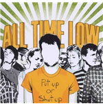 Vynil All Time Low - Put Or Shut Up