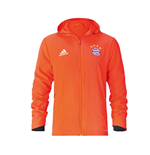 2016-2017 Bayern Munich Adidas Presentation Jacket (Solar Red)