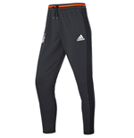 2016-2017 Bayern Munich Adidas Training Pants (Solid Grey)