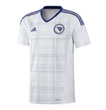 2016-2017 Bosnia Herzegovina Away Adidas Football Shirt
