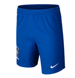 2016-2017 Brazil Nike Away Shorts (Blue)