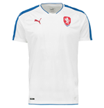 2016-2017 Czech Republic Away Puma Football Shirt