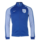 2016-2017 England Nike Authentic N98 Jacket (Blue) - Kids