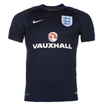 2016-2017 England Nike Training Shirt (Navy) - Kids