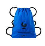 2016-2017 France Nike Allegiance Shield Gym Sack (Blue)