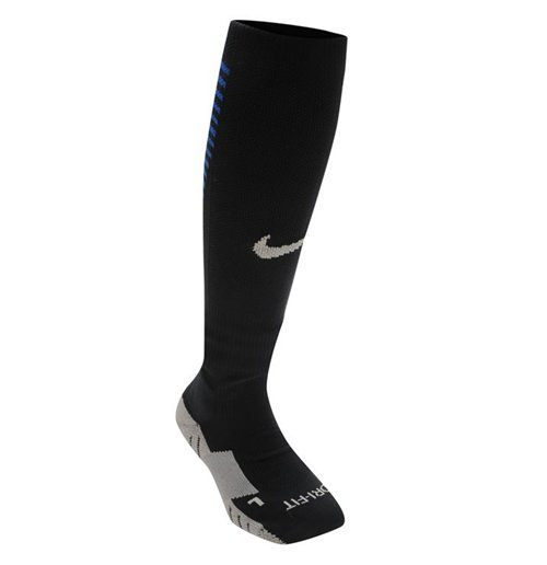 2016-2017 France Nike Away Socks (Navy)
