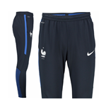 2016-2017 France Nike Elite Strike Pants (Navy)