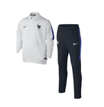2016-2017 France Nike Revolution Knit Tracksuit (White)