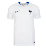 2016-2017 France Nike Training Shirt (White)