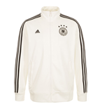 2016-2017 Germany Adidas 3S Track Top (White)