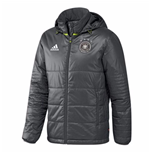 2016-2017 Germany Adidas Padded Jacket (Solid Grey)