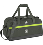 2016-2017 Germany Adidas Team Bag (Base Green)