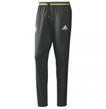2016-2017 Germany Adidas Training Pants (Grey) - Kids