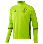 2016-2017 Germany Adidas Training Top (Solar Slime)
