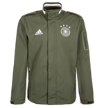 2016-2017 Germany Adidas Travel Jacket (Green)