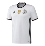 2016-2017 Germany Authentic Home Adidas Football Shirt