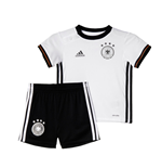 2016-2017 Germany Home Adidas Baby Kit
