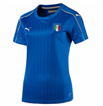 2016-2017 Italy Home Puma Womens Football Shirt
