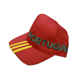 2016-2017 Portugal Adidas 3S Cap (Red)